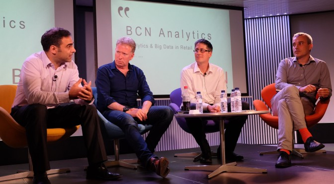 Video and highlights of our last event: Analytics in Retail