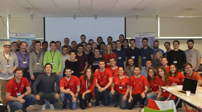 2nd Barcelona Datathon