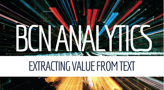 Next event: Extracting value from Text