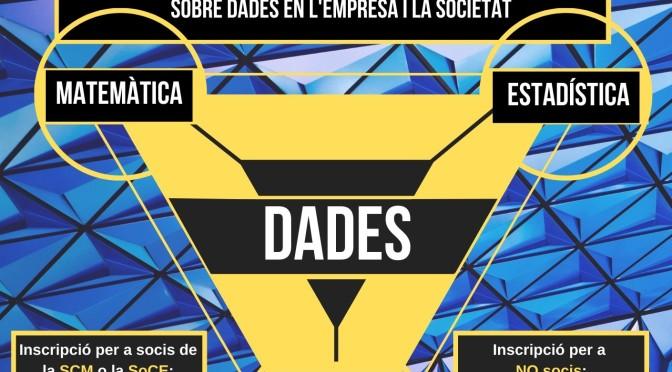 Recommended event: La Funció de les Dades. Jornada SCM-SoCE sobre dades i empresa.